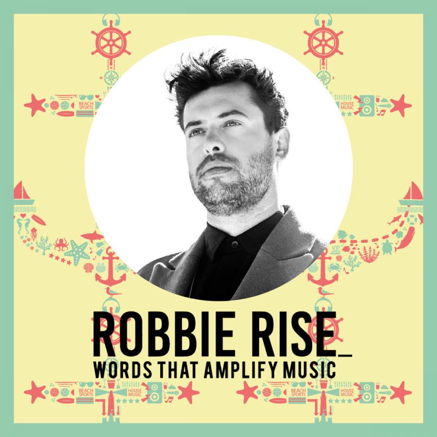 MC – Robbie Rise