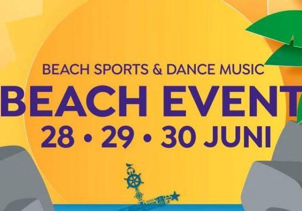 5 nieuwe namen voor Beach Event Veldhoven!